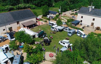 Camper Van Week-End, Exposition de vans et de fourgons aménagés