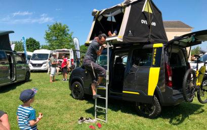 Camper van week-end 2018