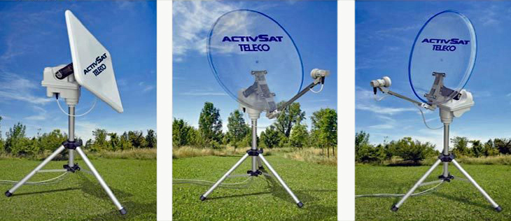 Exposant 2019 : Teleco / Telair