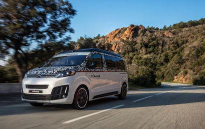 The Citroënist : le nouveau concept-van Citroën à découvrir au Camper Van Week-End