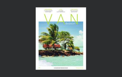 Feuilletez le magazine Van Évasion en ligne !