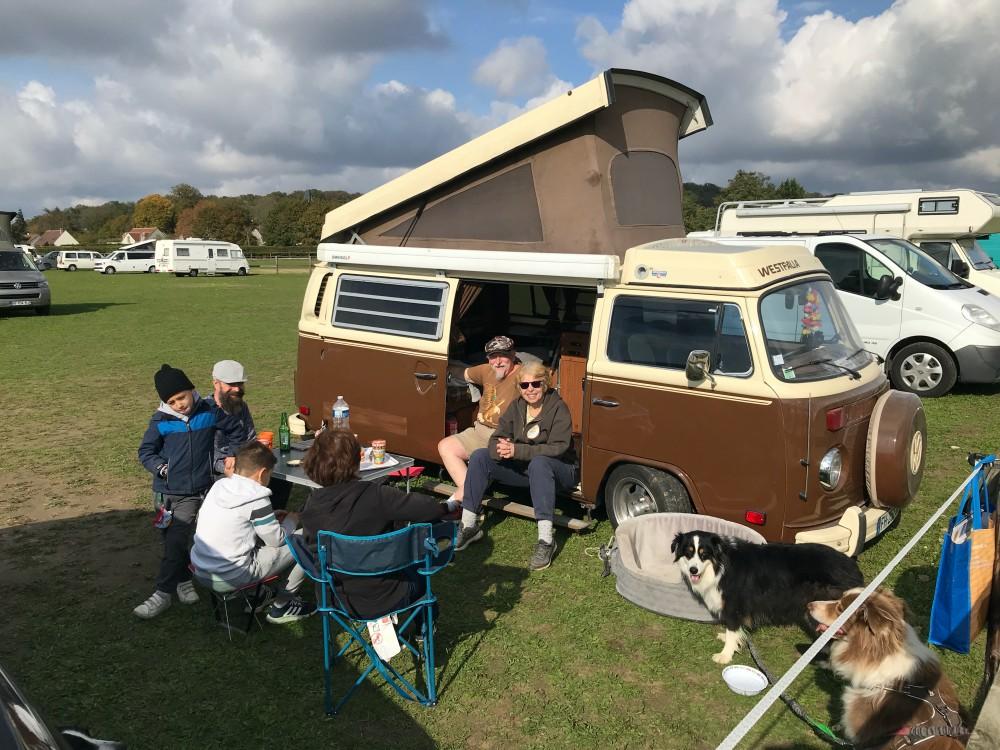 Le Camper Van Week-End ouvre son bivouac!