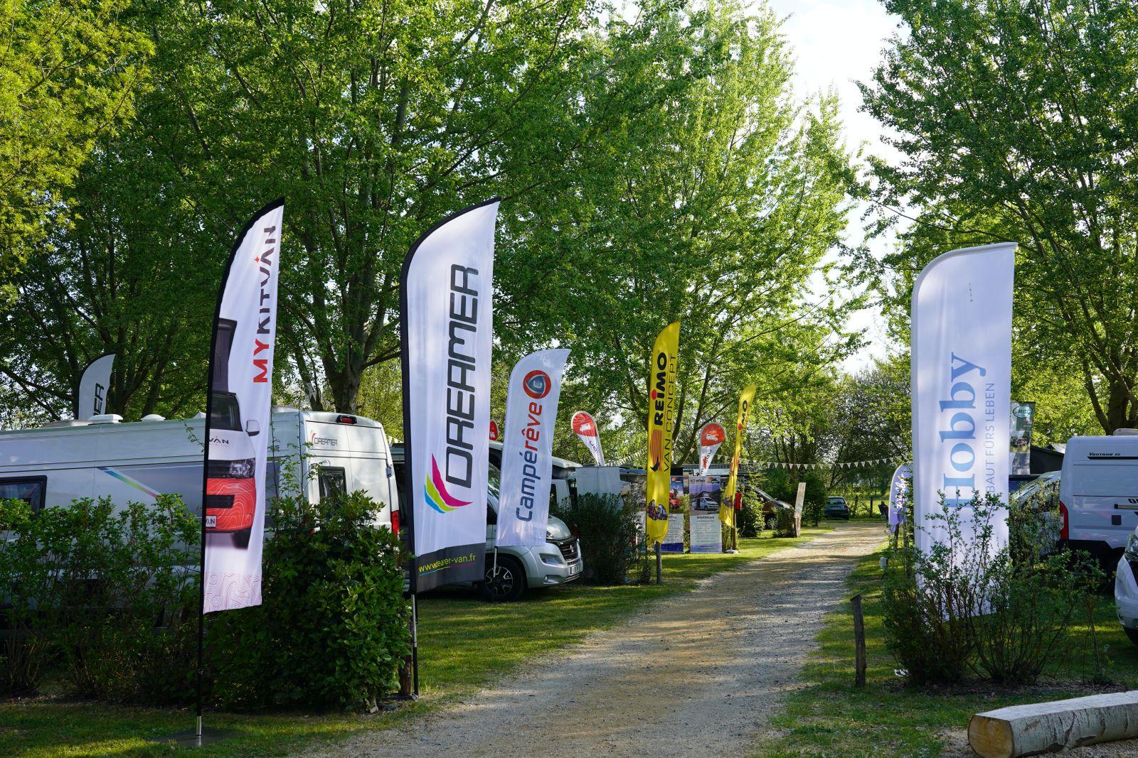 J-10: Plus de 40 exposants vous attendent au Camper Van Week-End !