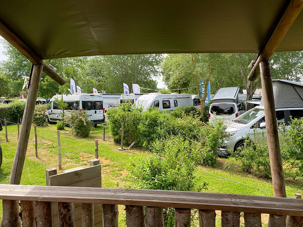 Dans quelques heures, le Camper Van Week-End ouvre ses portes